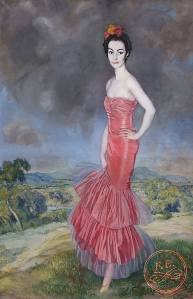 Retrato de la Señora de Garay