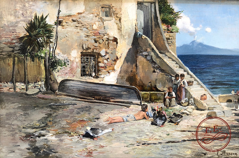 Nápoles desde Capri